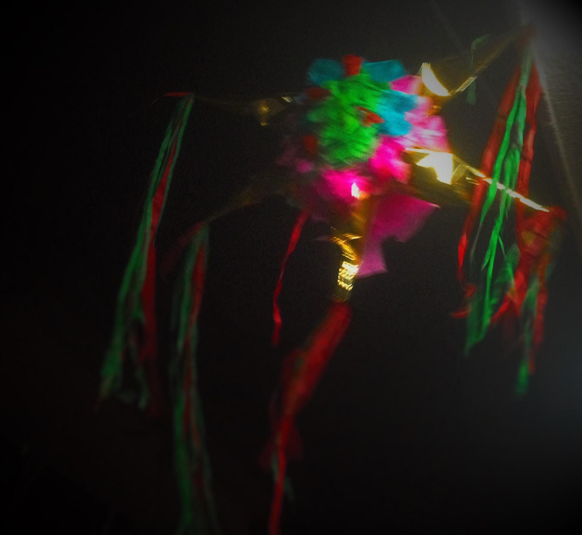 Piñata - Natal com uma família mexicana
