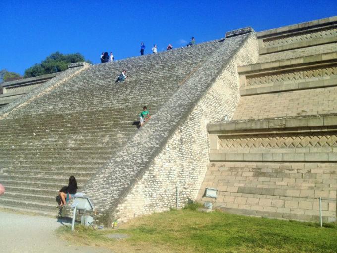 Pirâmides de Cholula