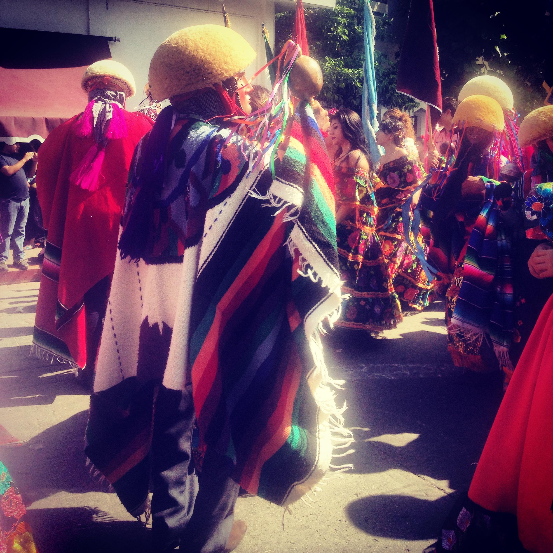 Parachicos - Gran Fiesta - Chiapas