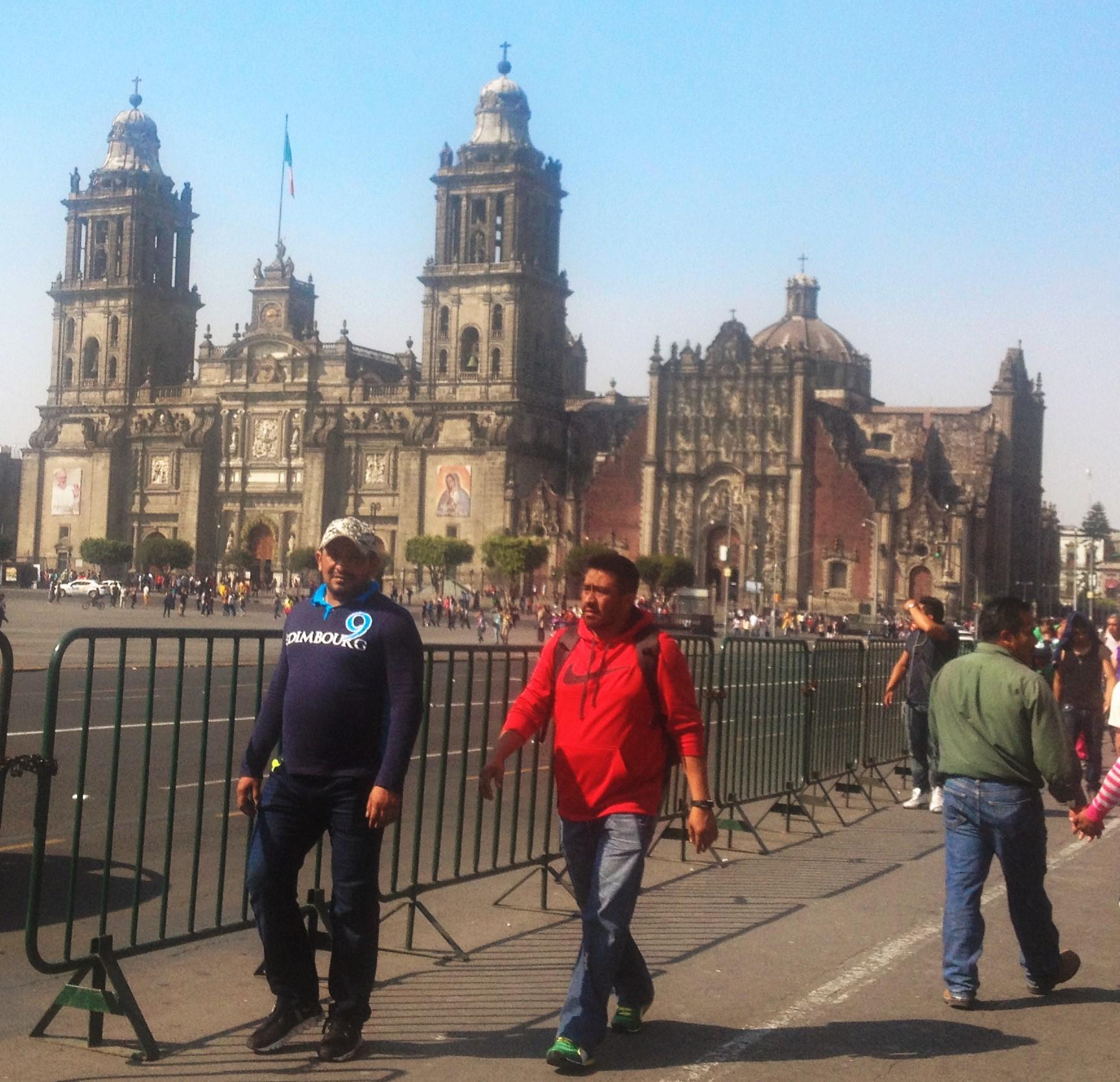 Atrações grátis na Cidade do México