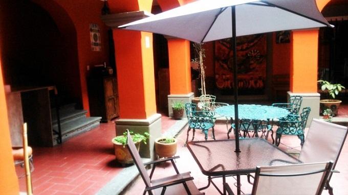 Onde ficar em Oaxaca México