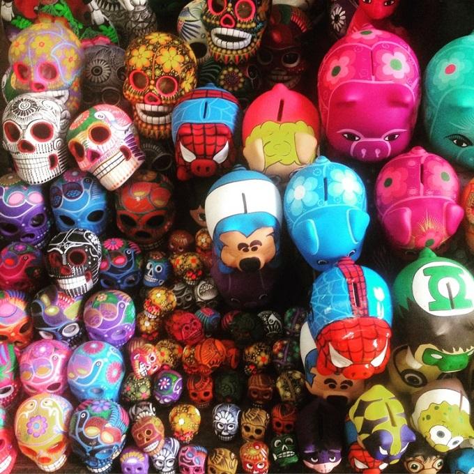 Artesanato de Oaxaca