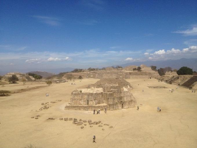 Monte Albán - Oaxaca - México