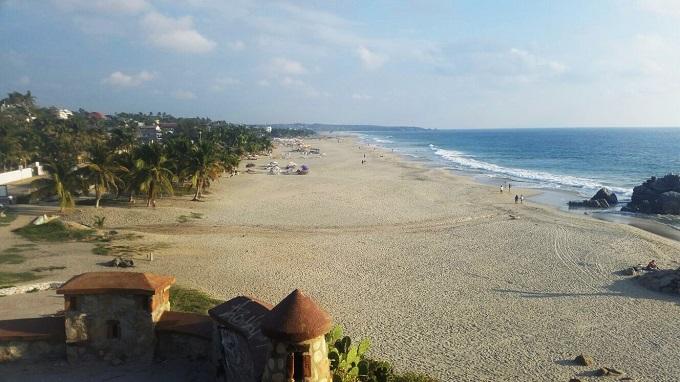Puerto Escondido para quem não curte surf