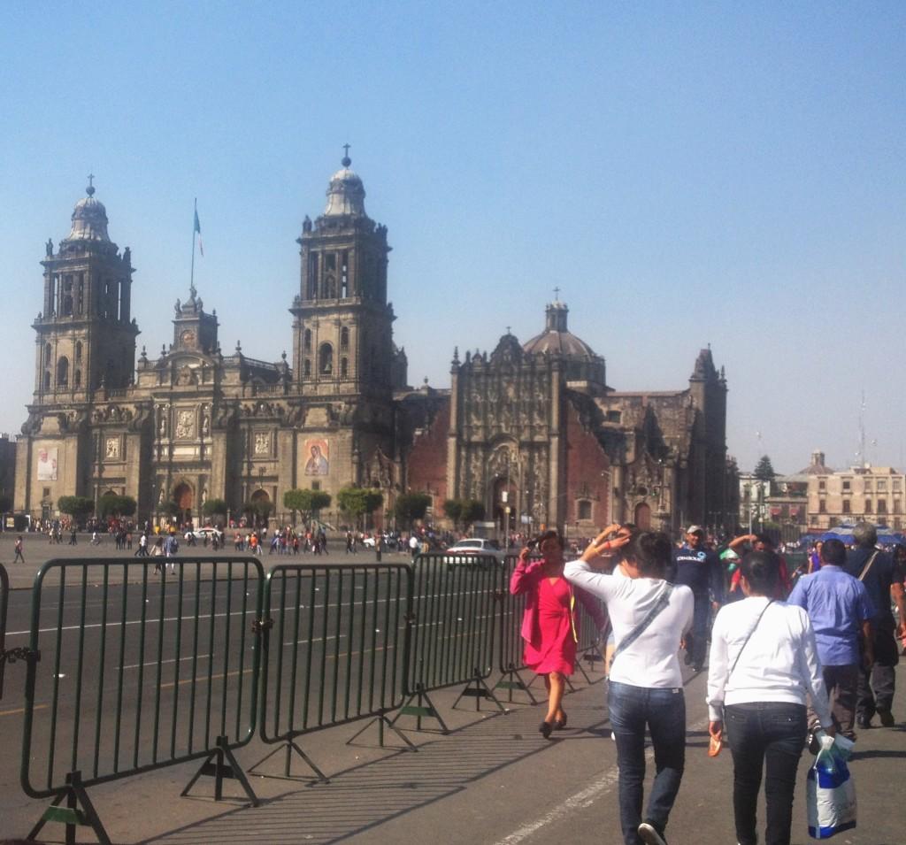 Catedral - Zócalo - Cidade do México