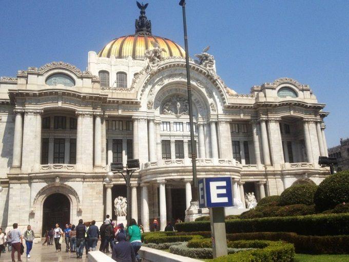 Palácio de Belas Artes da Cidade do México