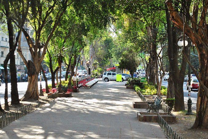 Avenida Álvaro Obregón, Colonia Roma, Cidade do México,