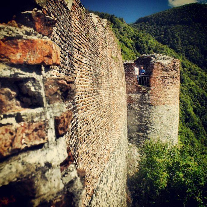 Castelo do Drácula - Transilvânia - Romênia