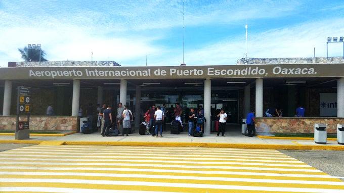 Viajar de avião pelo México: Aeroporto de Puerto Escondido