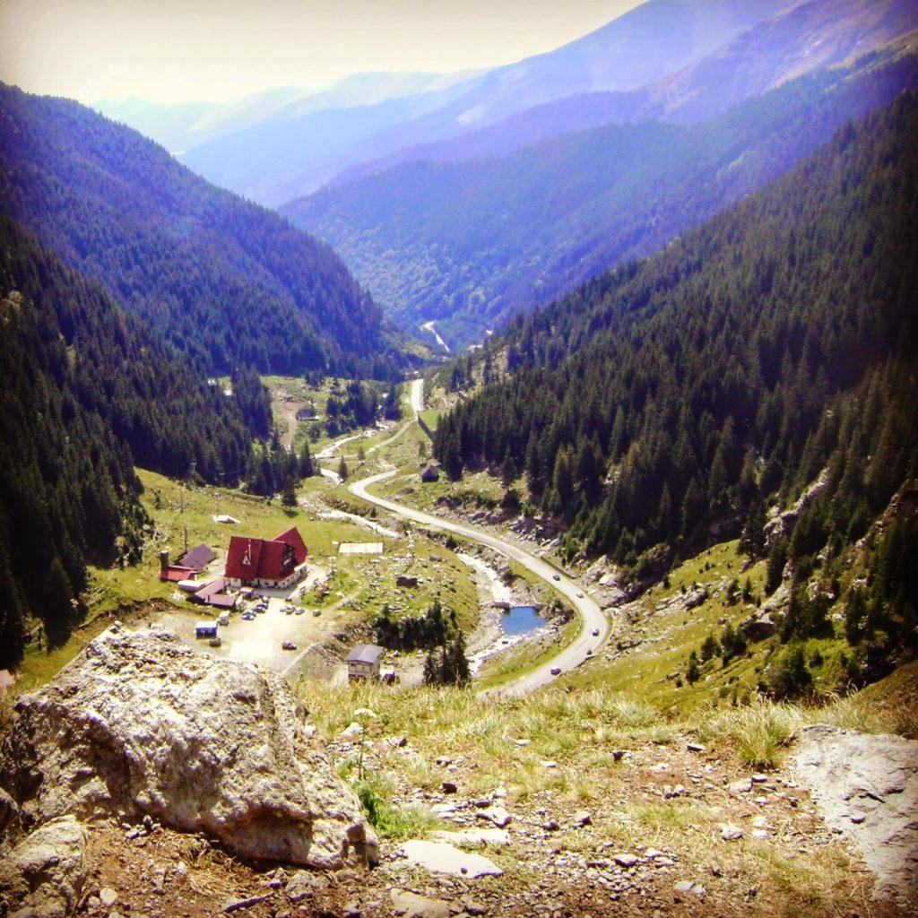 Estrada Transfagarasan - Transilvânia - Romênia
