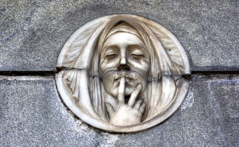 Cemitério da Recoleta em Buenos Aires - Argentina
