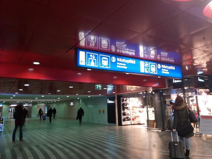 Trem para Pilsen na República Tcheca