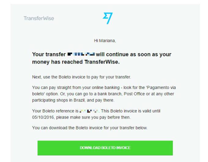 Tutorial ensina como usar o Transferwise