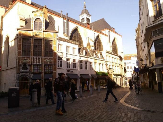 Bruxelas em 1 dia