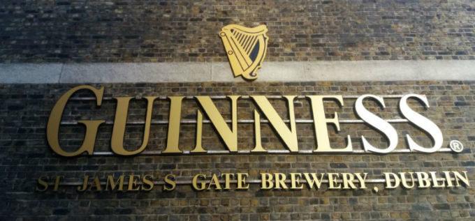Fábrica da Guinness em Dublin
