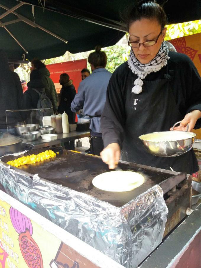 lugares diferentes para comer barato em Londres