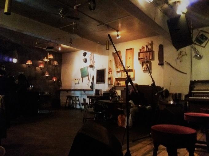 Bares em Londres - Jamboree Jazz Bar