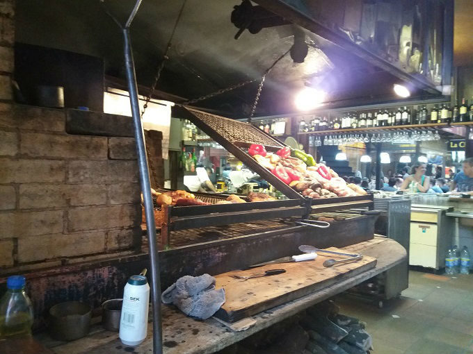 Onde comer em Montevideo: Mercado do Porto