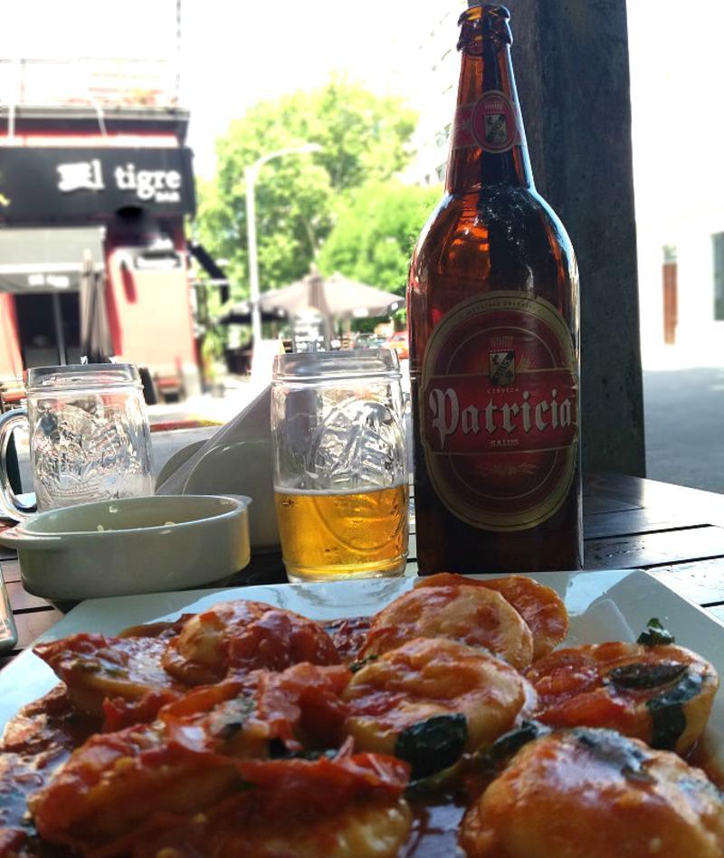Onde comer em Montevideo: massas servidas no Mimoso