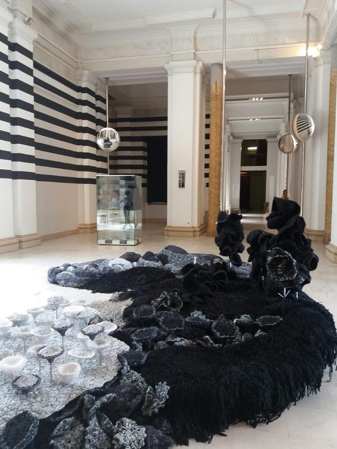 Museus em SP - Obras de Ana Maria Tavares expostas no Masp