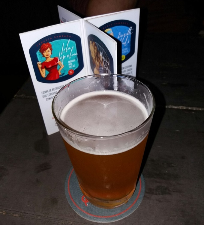 Cervejaria Sambaqui