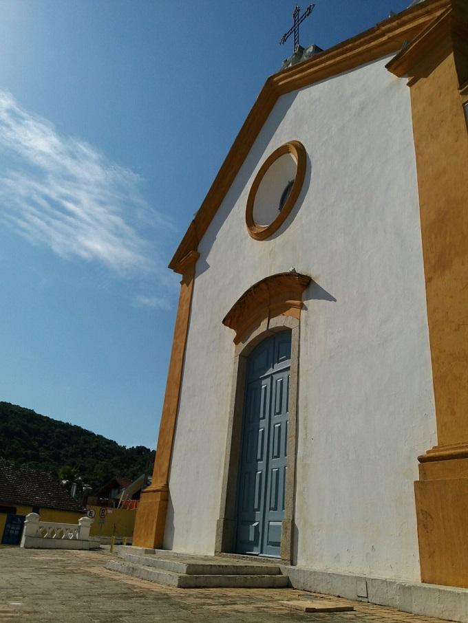 Igreja de Nossa Senhora das Necessidades - Florianópolis - SC