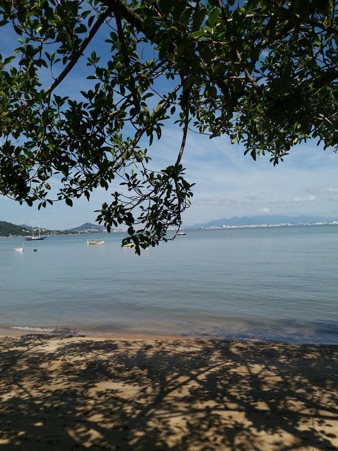 Praia de Santo Antônio de Lisboa - Florianópolis - SC - Brasil