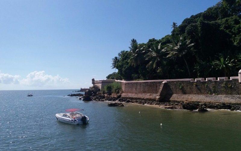 Catamarã para Morro de São Paulo