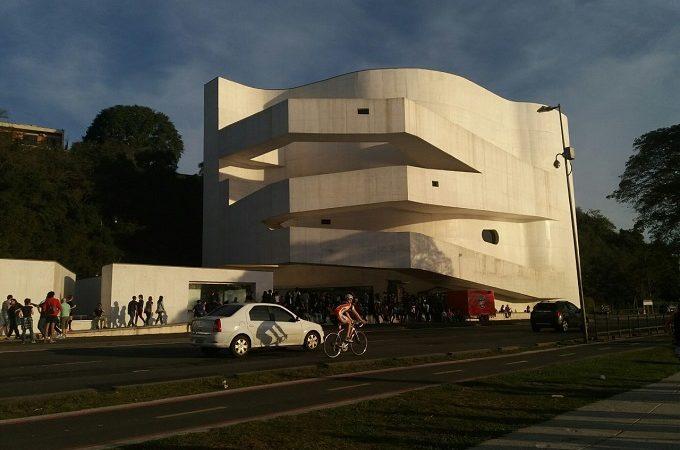 Fundação Iberê Camargo em Porto Alegre