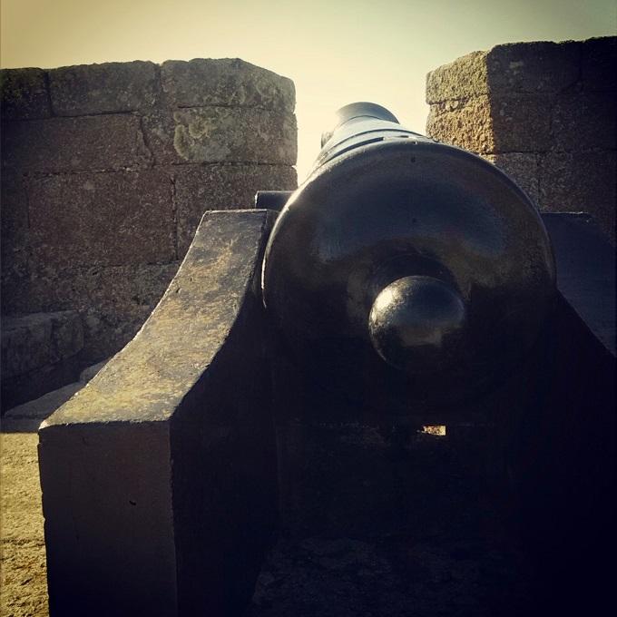Roteiro de viagem para o Uruguai: Fortaleza de Santa Teresa