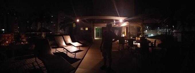 Terraço de Hotel na Barra em Salvador