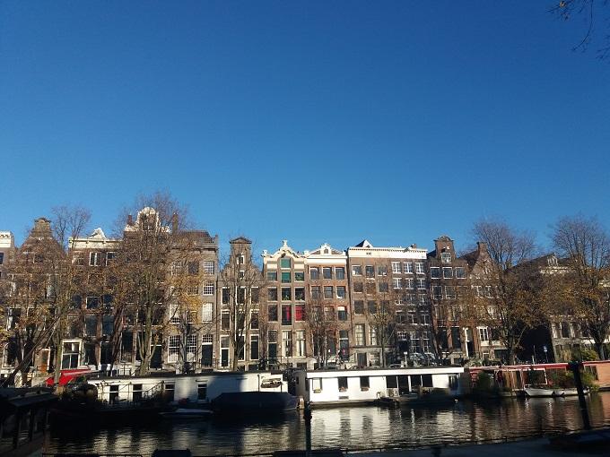 Roteiro de viagem pela Europa - Amsterdã