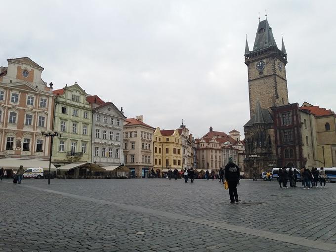 Roteiro pela Europa com estimativa de gastos - Praga