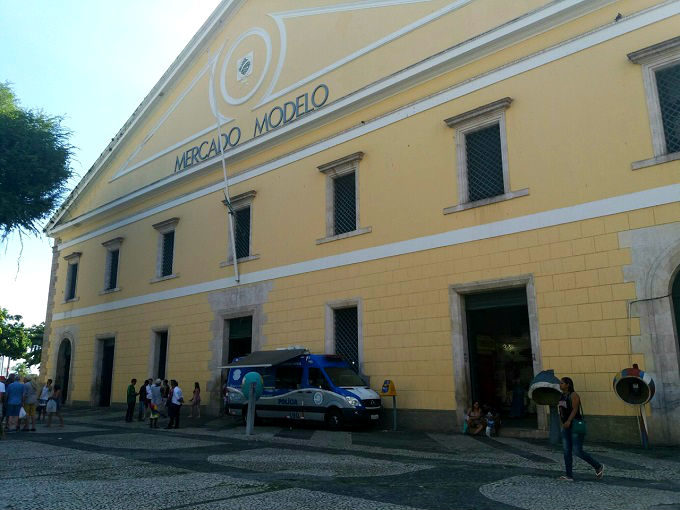 Onde comer no Mercado Modelo em Salvador
