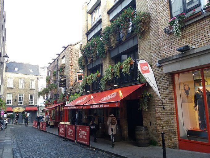 Melhores bairros de Dublin: Temple Bar