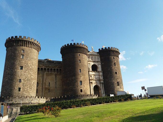 Castelo Nuovo Nápoles