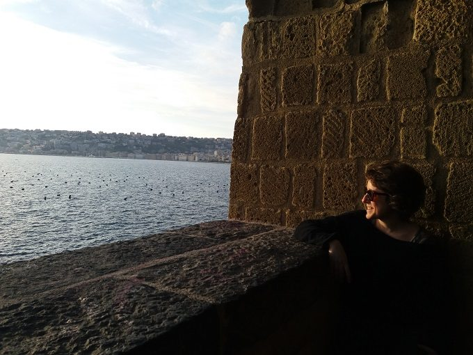 Nápoles Itália Castelos