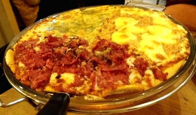 Pizzaria sem glúten em Porto Alegre