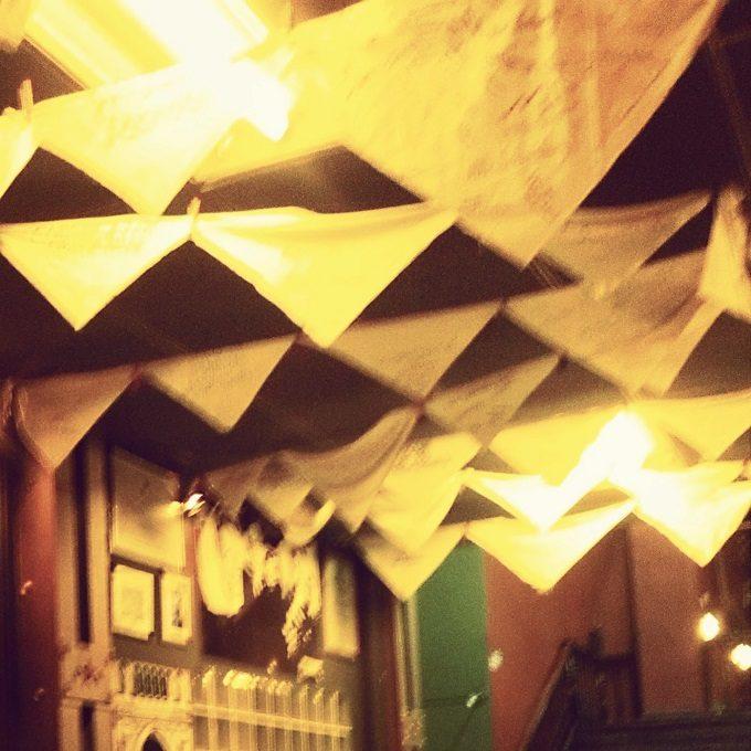 Bar das Mães da Praça de Maio em Buenos Aires - Argentina