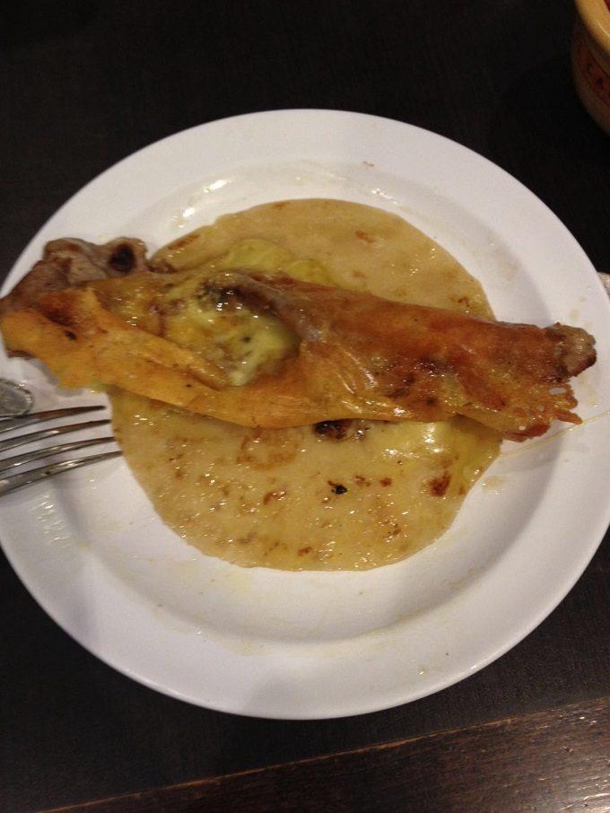 Tacos de Costra na Cidade do México