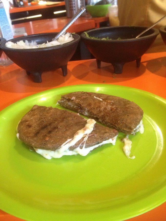 O que os mexicanos comem: gorditas