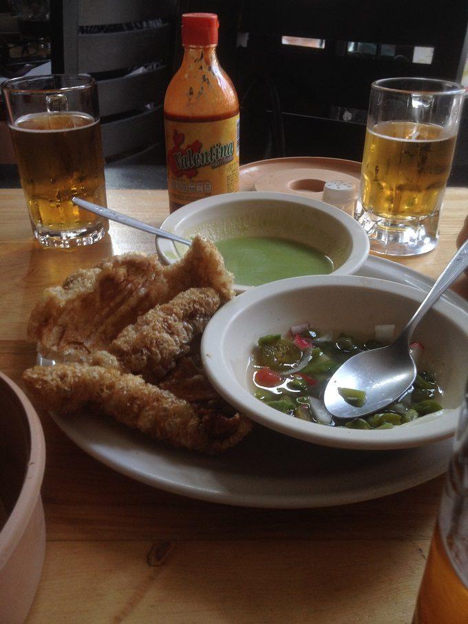 Chicharrón, o torresmo da gastronomia mexicana