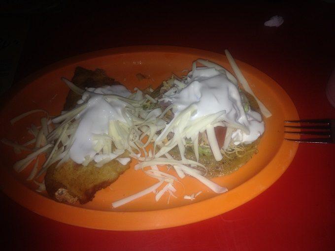 Comida típica de Yucatán, México