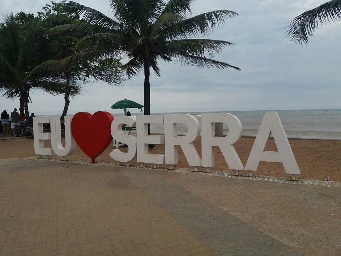 Praias de Serra no Espírito Santo