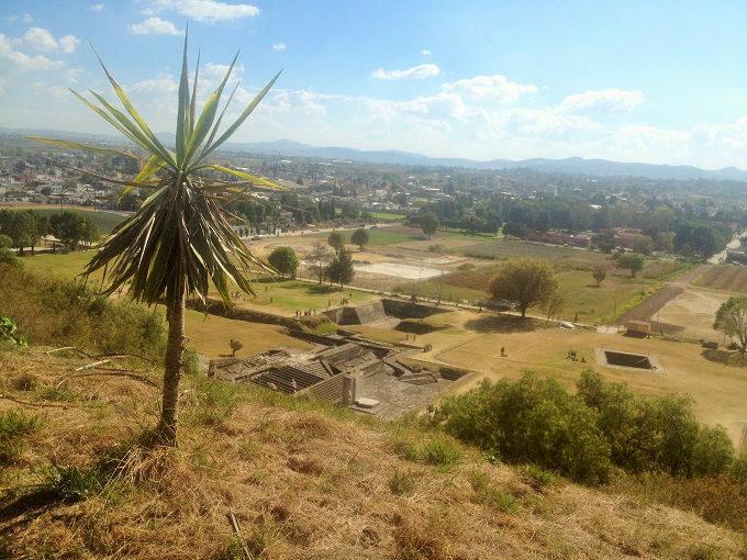 Cholula - Ruínas e zonas arqueológicas no México
