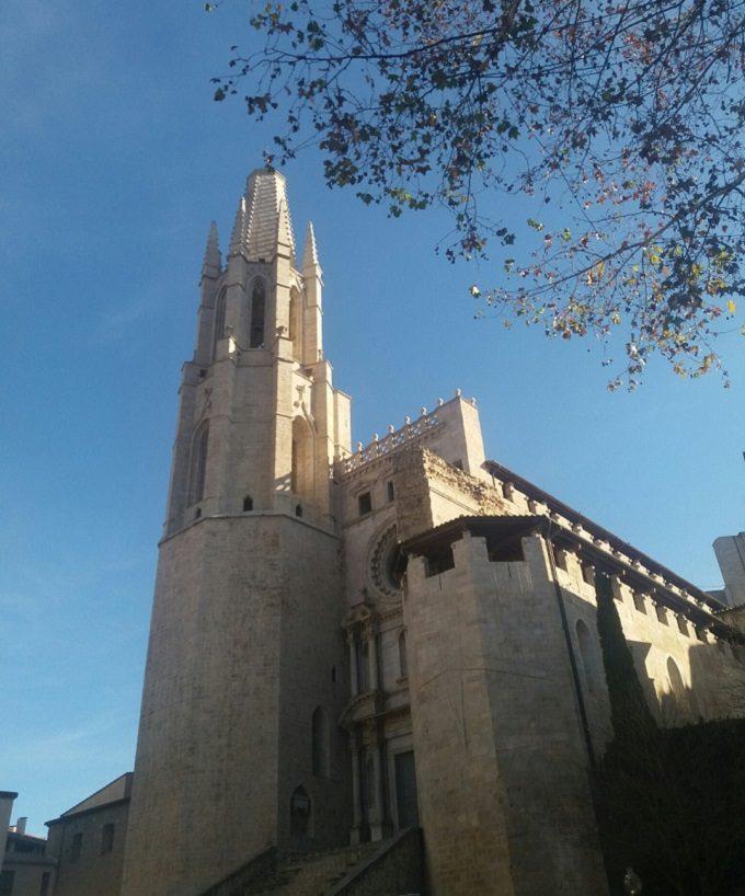 Roteiro por Girona: Basílica de Sant Feliu