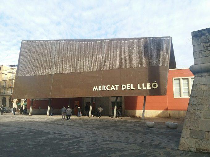 Coisas para fazer em Girona, na Espanha: Mercat Del Lleó