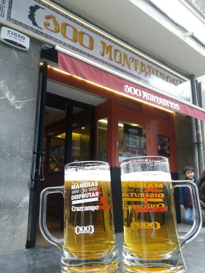 Comer barato em Bilbao