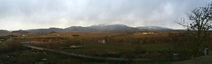 Vista panorâmica de La Rioja