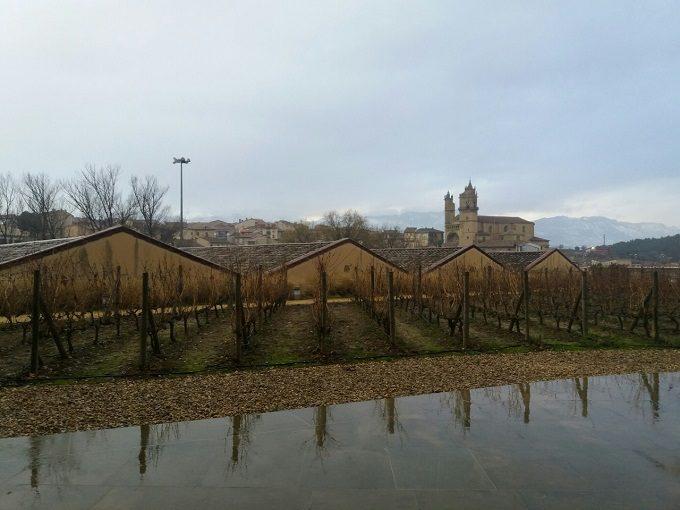 Turismo em La Rioja no inverno